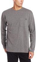 Caterpillar Men's Label Pocket Long Sleeve T-Shirt