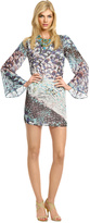 Pencey Exotic Feather Dress
