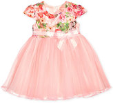 Bonnie Baby Floral-Bonaz Ballerina Dress, Baby Girls (0-24 months)