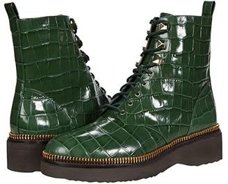 MICHAEL Michael Kors Haskell Bootie (Black) Women's Shoes