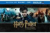 Harry potter hogwarts collection (Blu-ray)