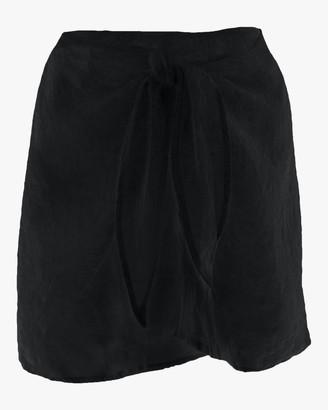 Anémone The Wrap Mini Skirt
