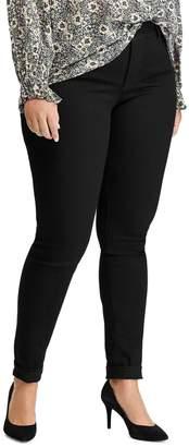 Chaps Plus Skinny-Fit Jeans