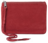 Rebecca Minkoff Kerry Brushed Leather Pouch