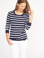 Old Navy Classic Striped Sweater for Women