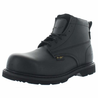 AdTec Ad Tec Men's 6 Inch Composite Toe Boot-M Uniform Black