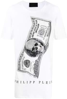 Philipp Plein oversized Dollar T-shirt