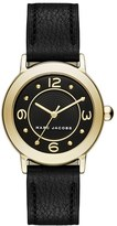 Marc Jacobs Women's 'Riley' Leather Strap Watch, 28Mm