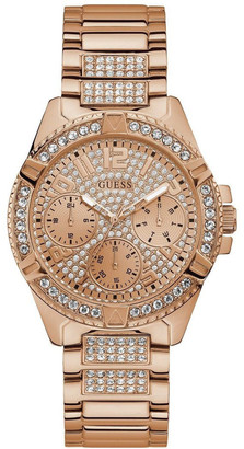 GUESS W1156L3 Lady Frontier Rose Gold Watch