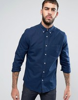 Ben Sherman Plain Regular Fit Oxford Shirt