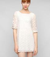 Fred Flare Jenny Lace Mini Dress