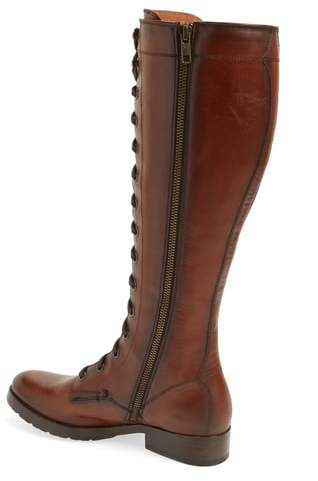 Frye Women's Melissa Tall Lace-Up Boot