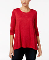 Style&Co. Style & Co. Petite Sparkle Swing Top, Only at Macy's