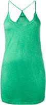 Humanoid racerback tank top - women - Organic Cotton - M