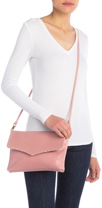 The Sak Collective Legend Leather Flap Crossbody Bag