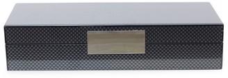 Addison Ross Lacquered Carbon Fibre Box