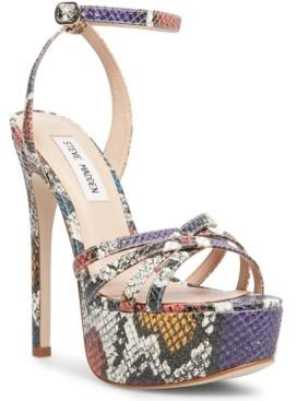Steve Madden Women's Verna Platform Sandals