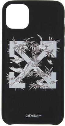 Off-White Black Birds iPhone 11 Pro Max Case