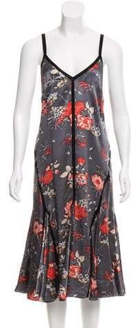 Cinq à Sept Opal Sleeveless Dress