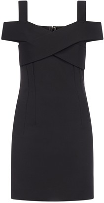 Dolce & Gabbana Cold-Shoulder Dress