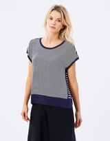 Privilege Relaxed Fit Top