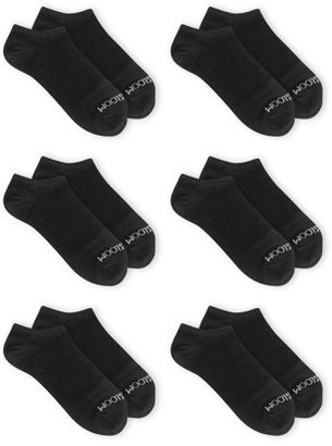 Fruit of the Loom Womens Soft & Lightweight No Show Socks, 10-Pack