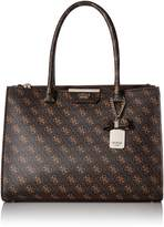 GUESS Ryann Society Carryall Shoulder Bag