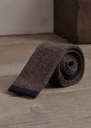 Brunello Cucinelli Men's Knit Cashmere Tie