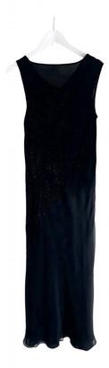 La Perla Black Silk Dresses