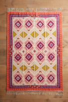 Anthropologie Kaleidoscopic Blooms Rug