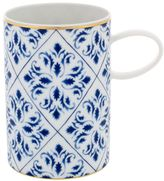 Vista Alegre Transatlântica Set Of 4 Mugs