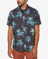 O'Neill Men's Floral Islander Button-Down Shirt