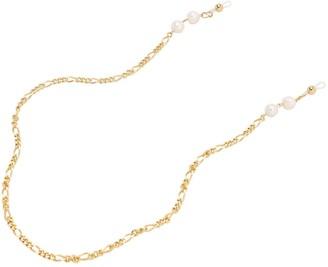 Yara Figaro Sunglasses Chain W/ Pearls