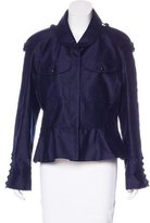 Isabel Marant Raglan Sleeve Casual Jacket