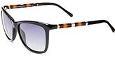 Diane von Furstenberg Hannah Square Sunglasses