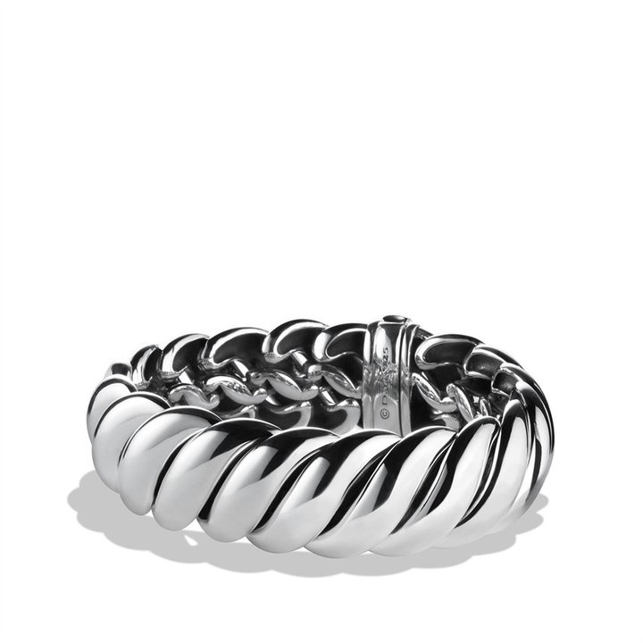 David Yurman Hampton Cable Narrow Bracelet