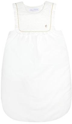 Tartine et Chocolat Padded cotton bunting bag