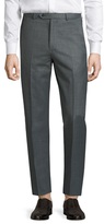 Brooks Brothers Regent Solid Wool Trousers