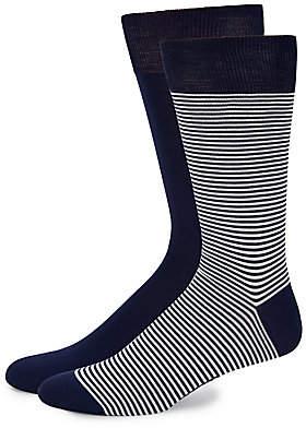 Hom Men's Simon 2-Pack Socks