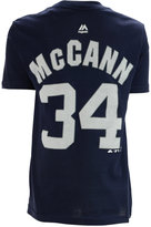 Majestic Kids' Short-Sleeve Brian McCann New York Yankees Player T-Shirt