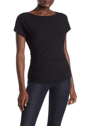 Free Press Ruched Waist T-Shirt