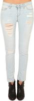 IRO Keazan Garcon Low Rise Jean