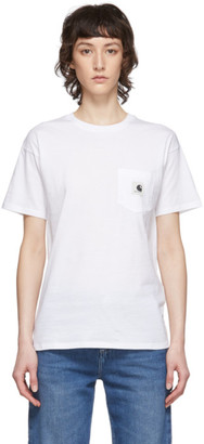 Carhartt Work In Progress White Carrie T-Shirt