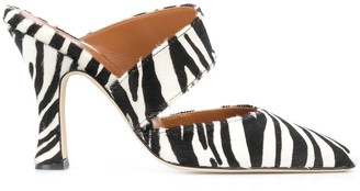 Paris Texas zebra 105mm mules
