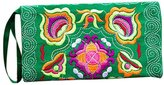 Women Wallet ,Morecome Women Ethnic Handmade Embroidered Wristlet Clutch Bag