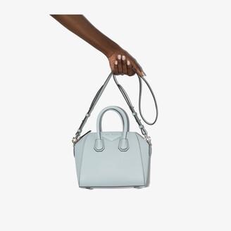 Givenchy X Browns 50 blue Antigona leather mini bag