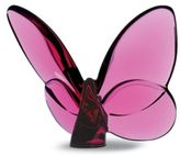 """Baccarat Lucky"""" Butterfly, Pink"""