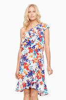 Parker Beverly One-Shoulder Dress