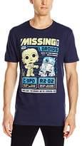 Star Wars Funko Men's Pop! T-Shirts C3po R2d2 Poster