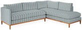 Serena & Lily Barton L-Sectional – Right-Facing